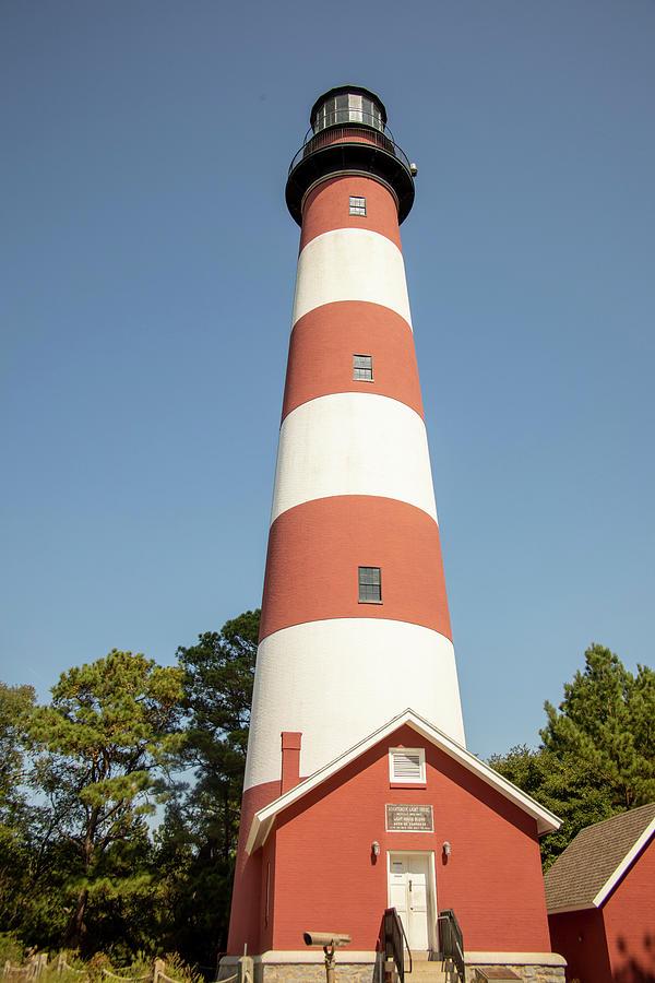 Assateague Lighthouse by Karen Foley