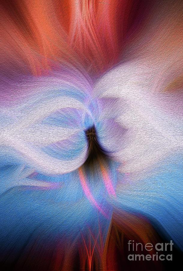 Assension Digital Art by Kenneth Montgomery