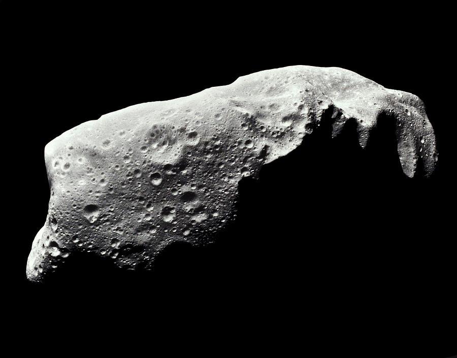 Asteroid 243 Ida Photograph by Stocktrek