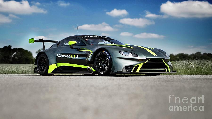 Aston Martin Vantage GT3 by EliteBrands Co