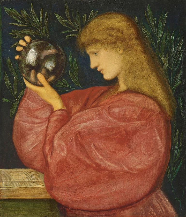 Astrologia by Edward Burne-Jones