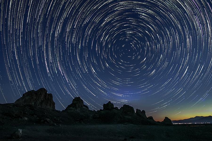 Stars Photograph - Astroscapes 0 by Ryan Weddle