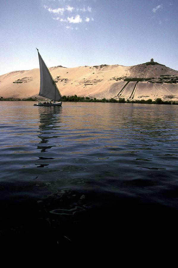 Aswan, Egypt - Photograph by Jean-erick Pasquier