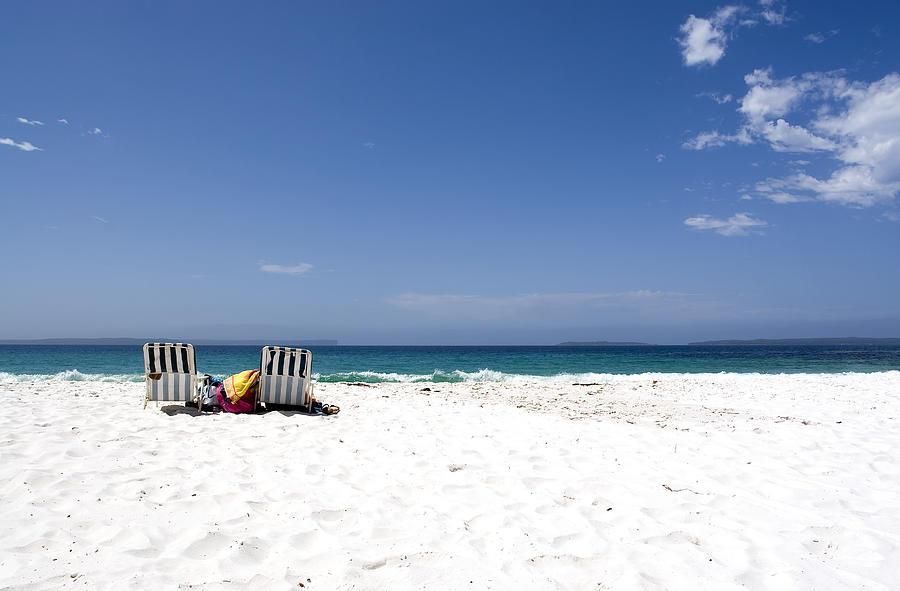 At The Beach Photograph by Felixr