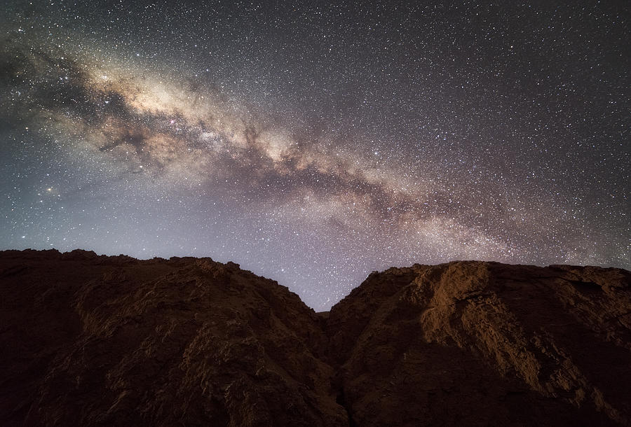 Atacama Desert Night Photograph