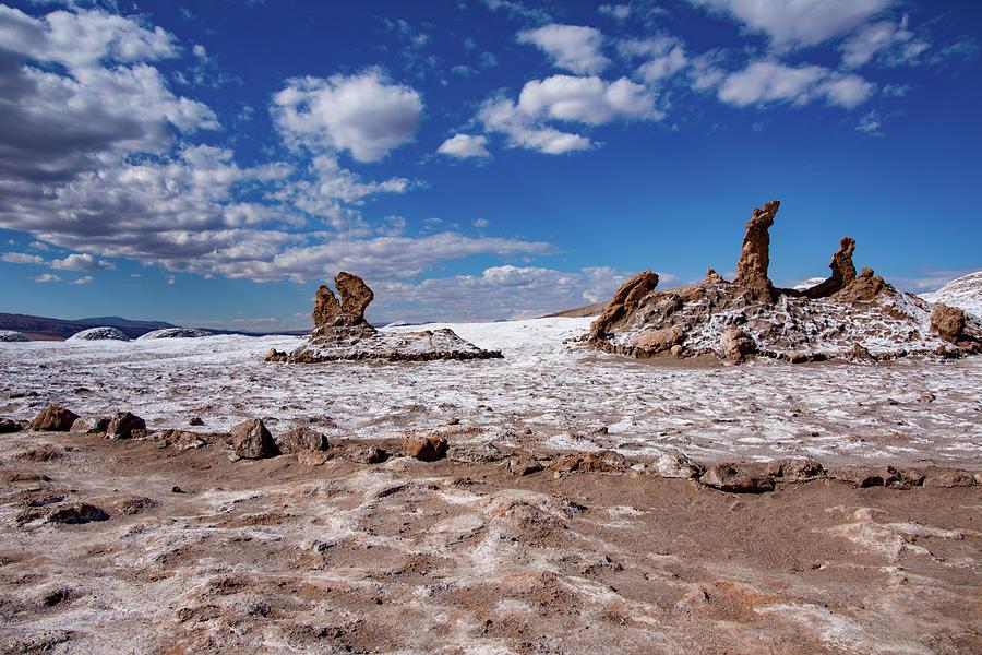 Atacama Rock Formation by Mark Hunter