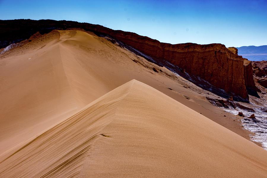 Atacama Sand Dune by Mark Hunter