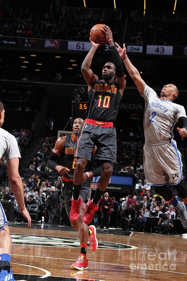 Atlanta Hawks V Brooklyn Nets Photograph by Nathaniel S. Butler