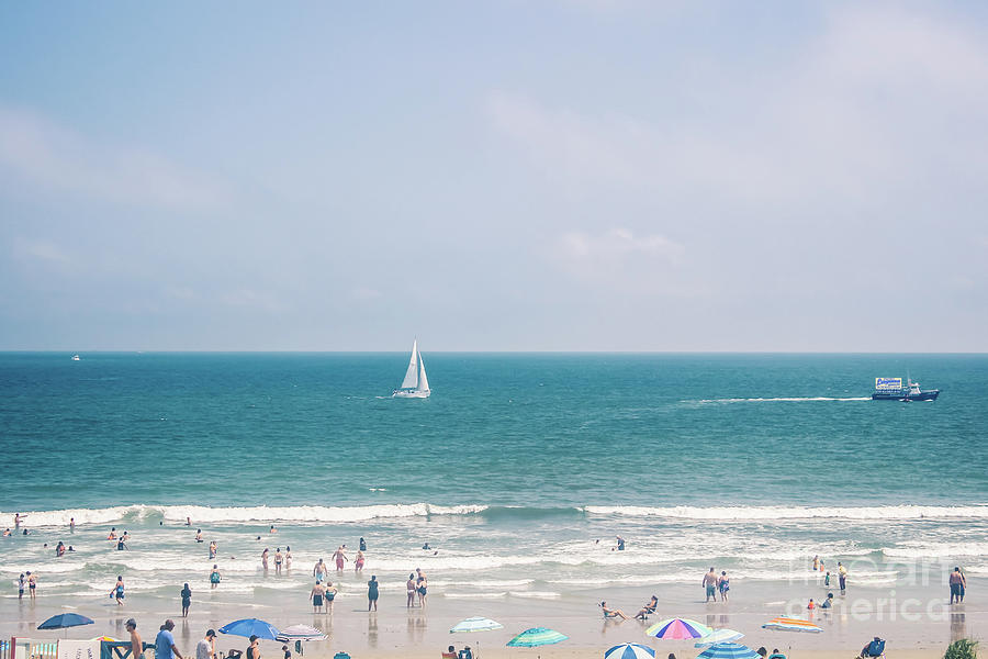 Atlantic City Summer by Colleen Kammerer