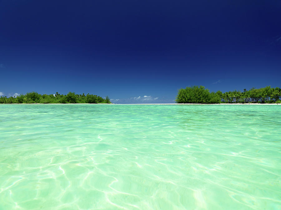 Atoll Dream Destination Photograph by Mlenny