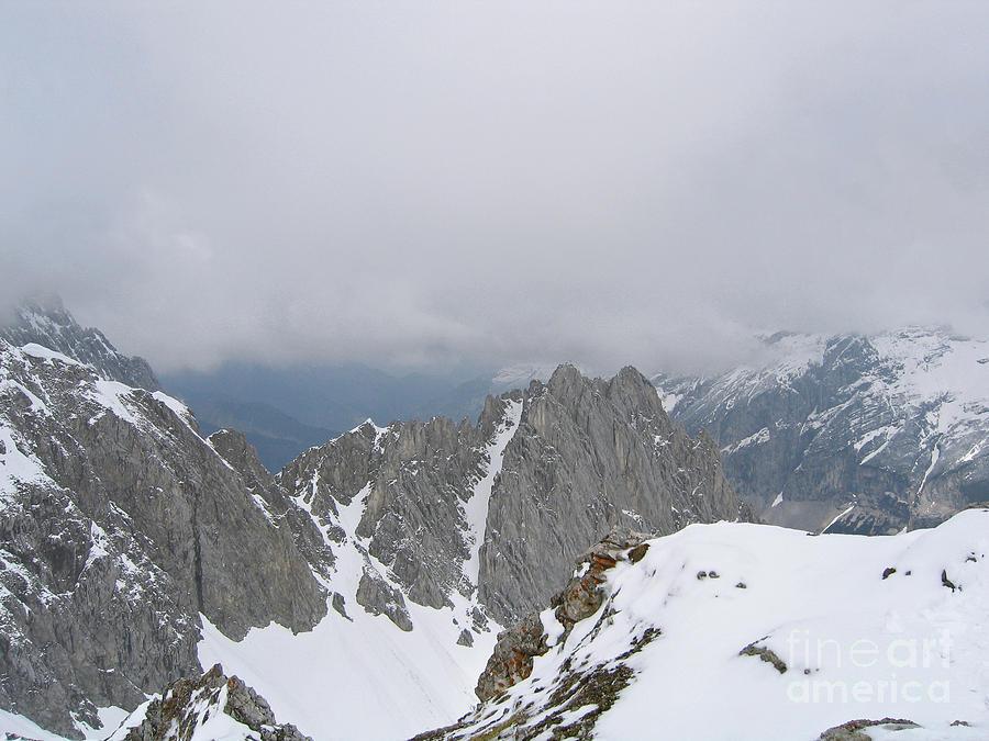 Atop the Alps by Ann Horn