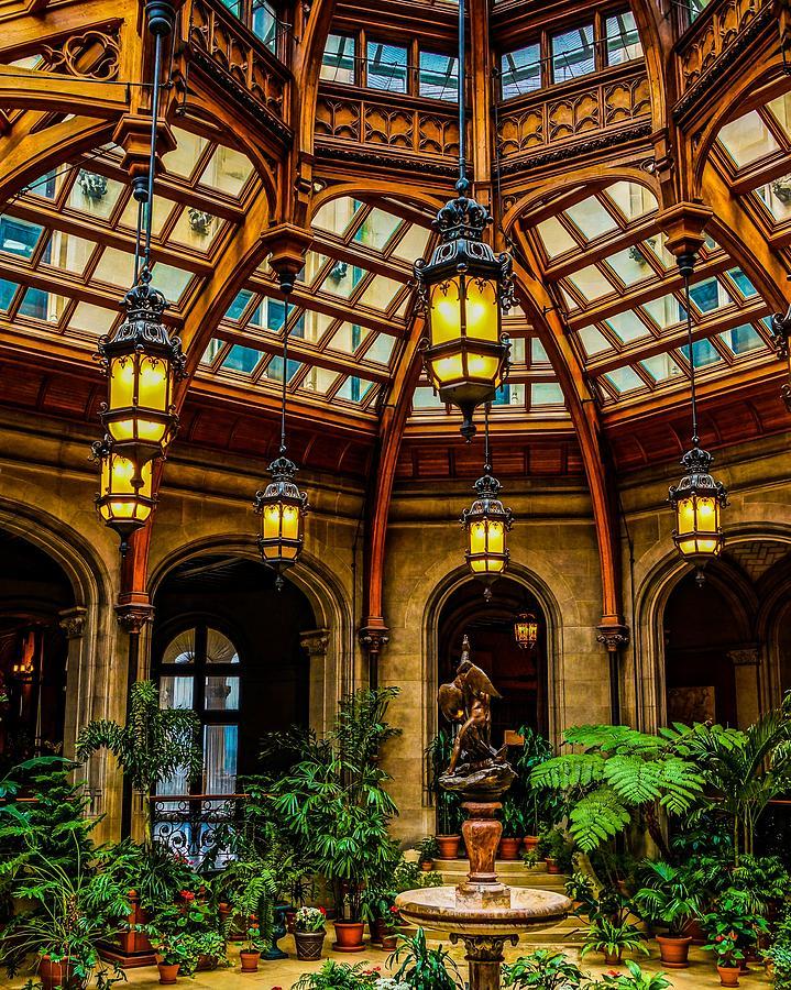 Atrium by Rodney Lee Williams