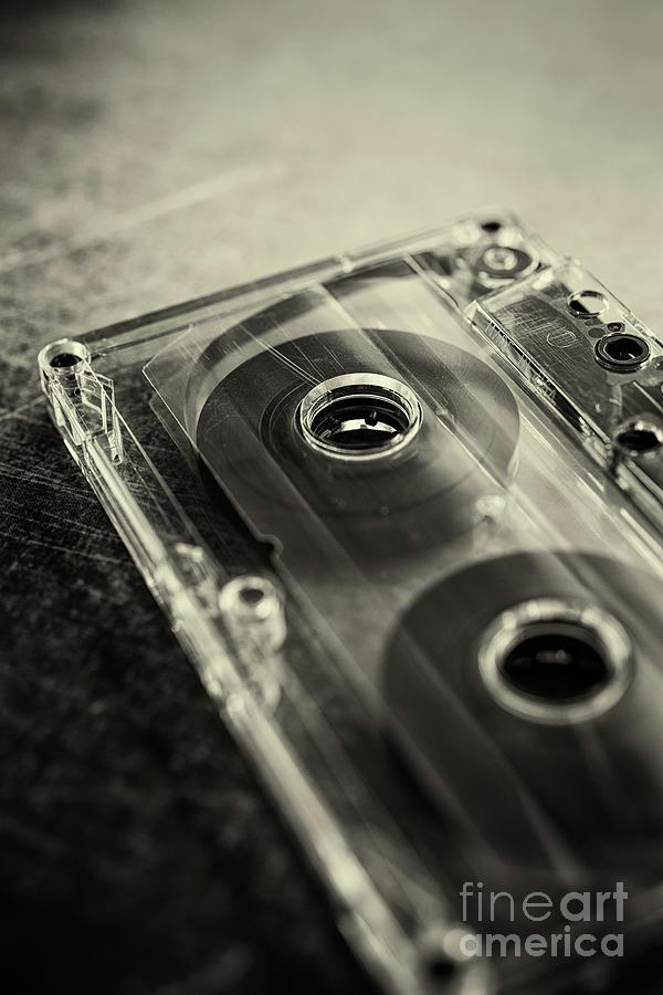 Audio Cassette by David Lichtneker