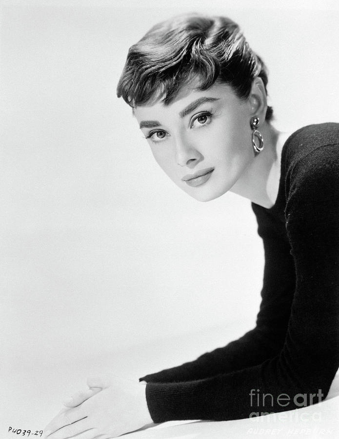 Audrey Hepburn Photograph by Bettmann