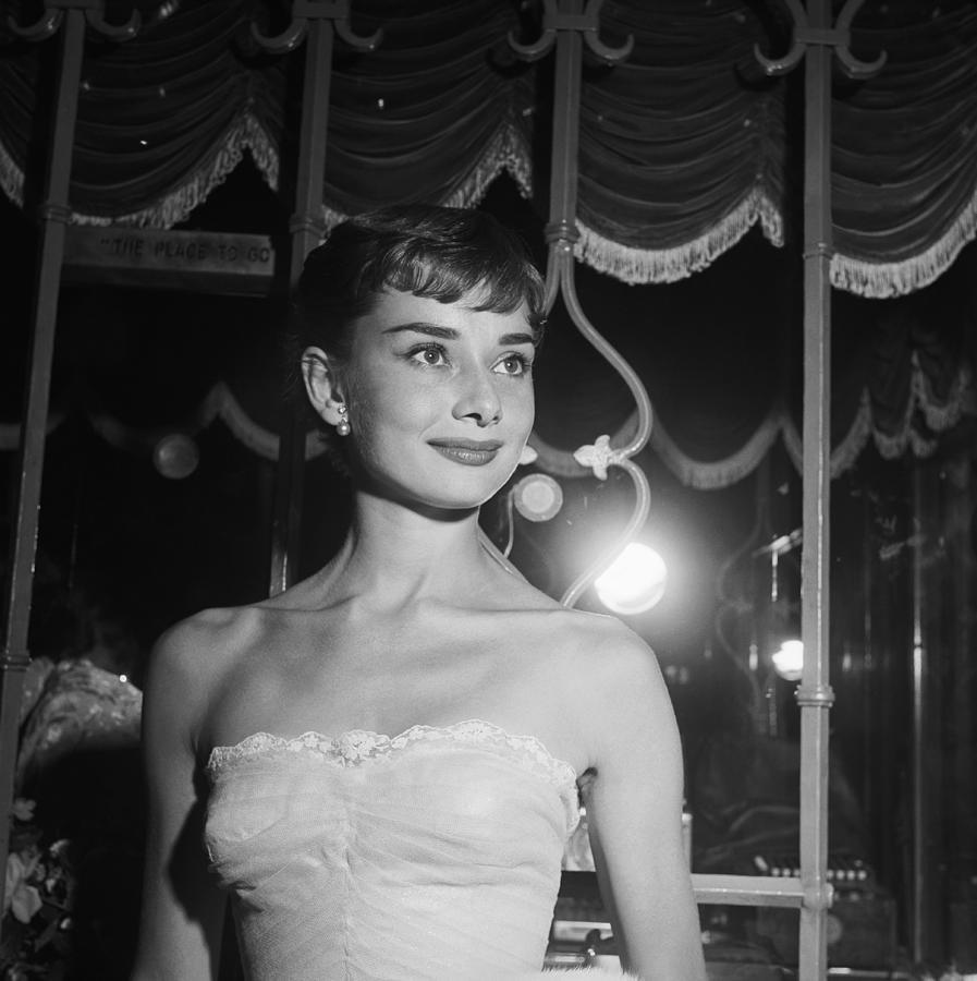 Audrey Hepburn Photograph by Michael Ochs Archives