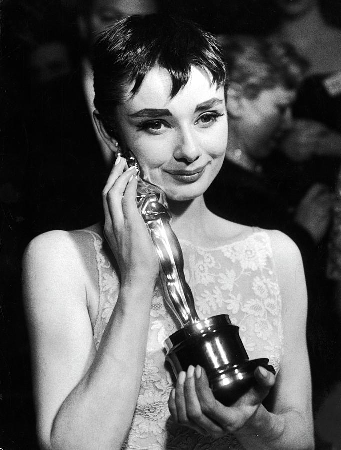 Audrey Hepburn Photograph by Ralph Morse