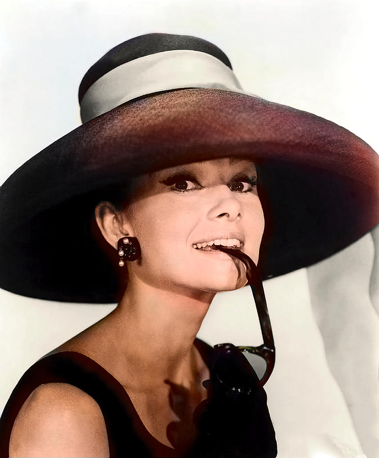 Academy Award Photograph - Audrey Hepburn by Robert Kinser