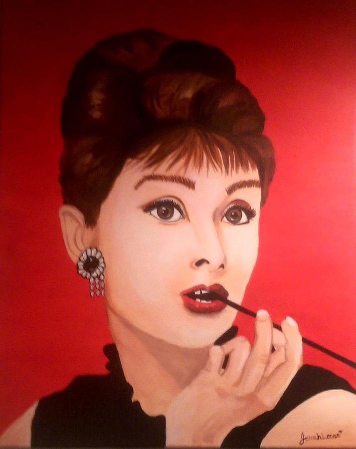 Audrey  by Jennah Lenae