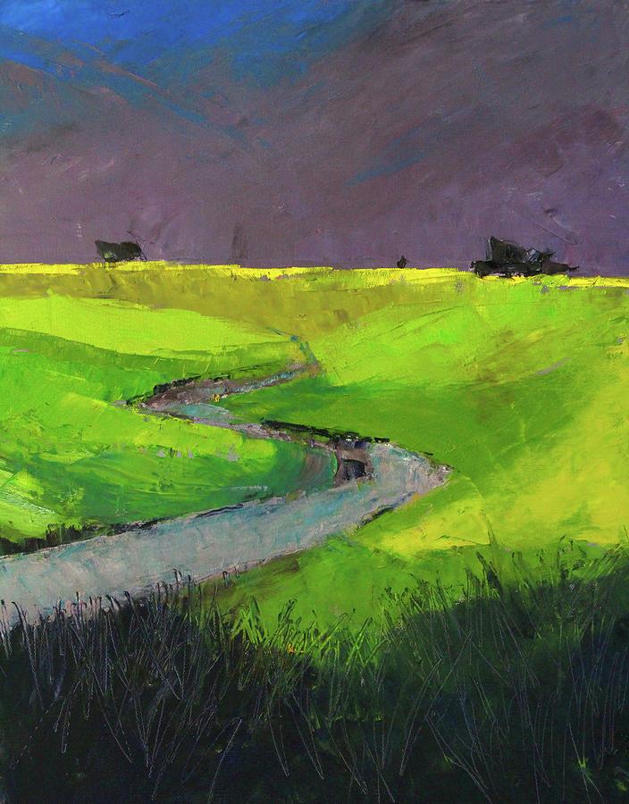 August Storm by Nancy Merkle