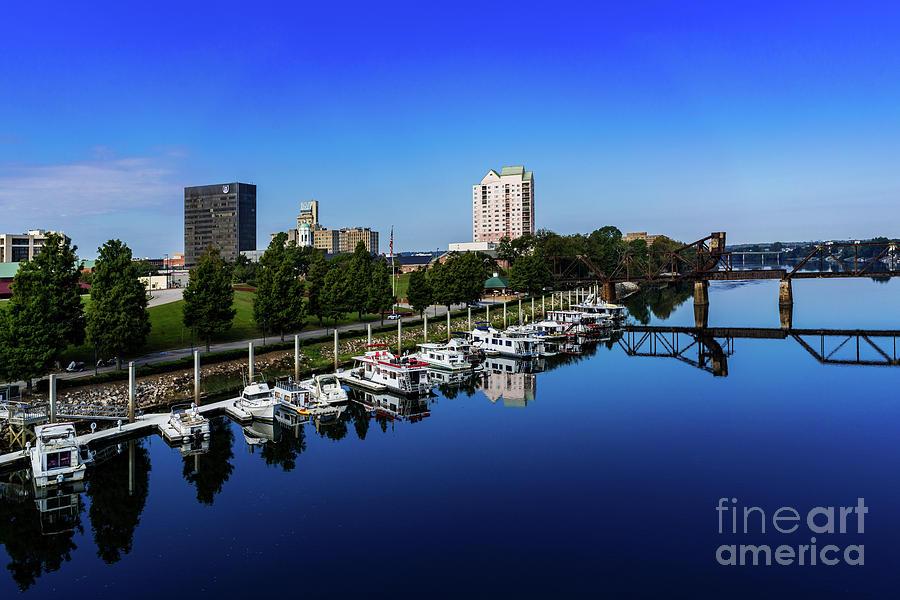 Augusta Ga Savannah River 2 by SANJEEV SINGHAL