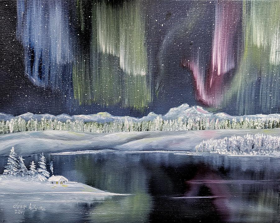 Aurora Borealis by Deleas Kilgore