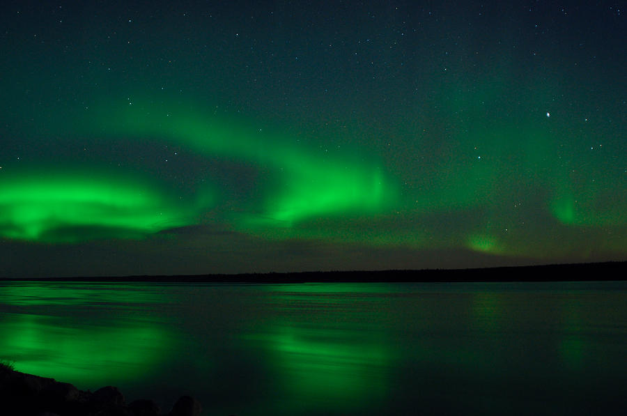 Aurora, Quebec 11 by Carl Young