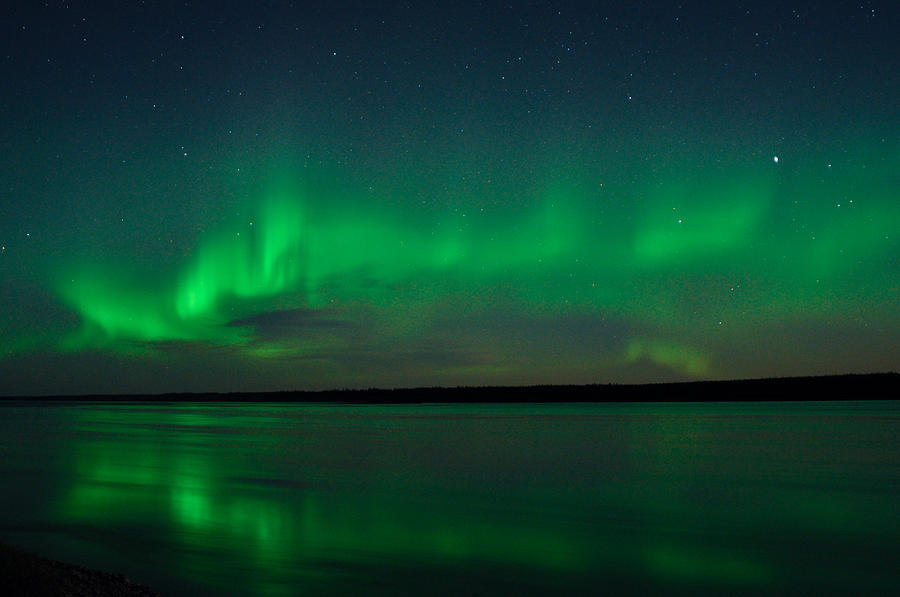 Aurora, Quebec 12 by Carl Young