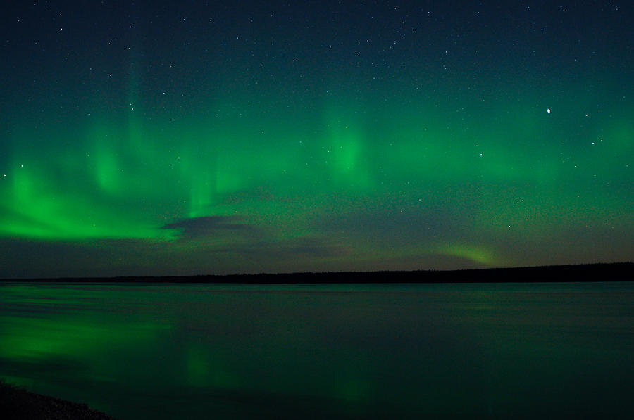 Aurora, Quebec 13 by Carl Young