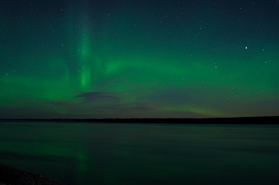 Aurora, Quebec 14 by Carl Young