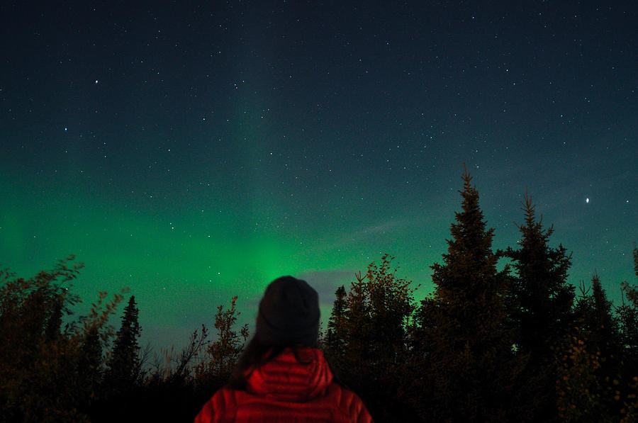Aurora, Quebec 21 by Carl Young