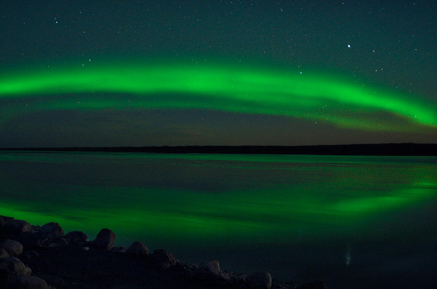 Aurora, Quebec 5 by Carl Young