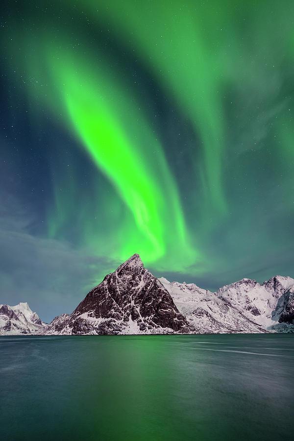 Aurora Tornado by Michael Blanchette
