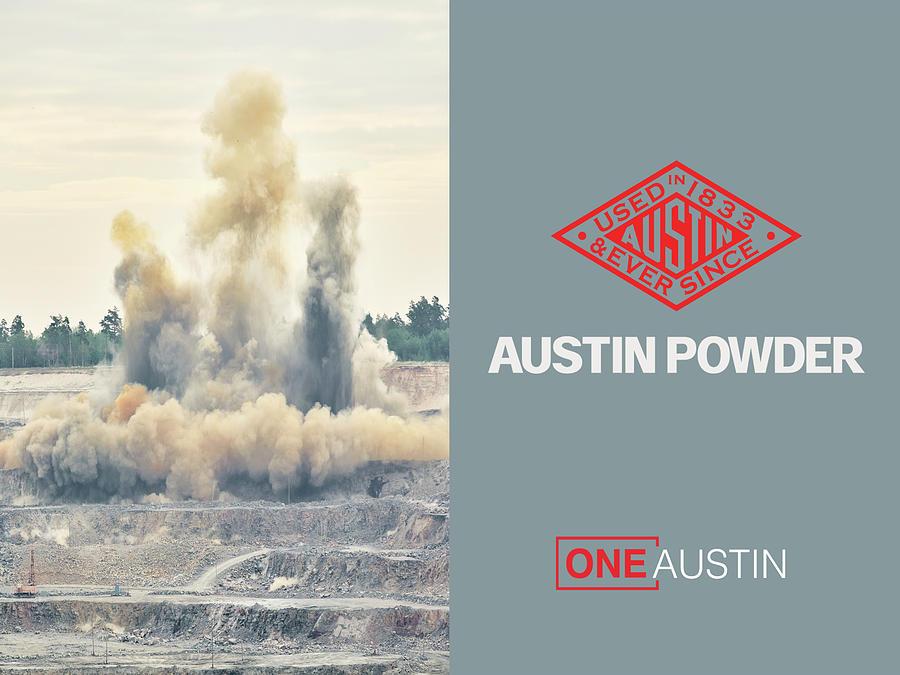 Austin Powder by Paulette B Wright