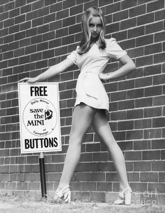 Australian Save The Mini Campaign Photograph by Bettmann