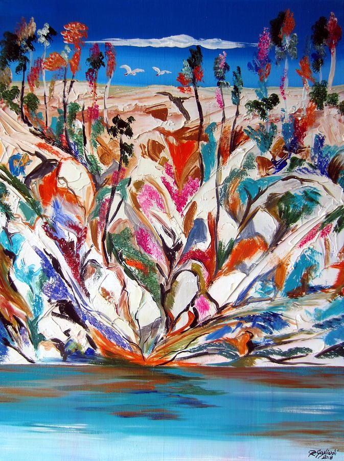 Australian Water Pond 2 by Roberto Gagliardi