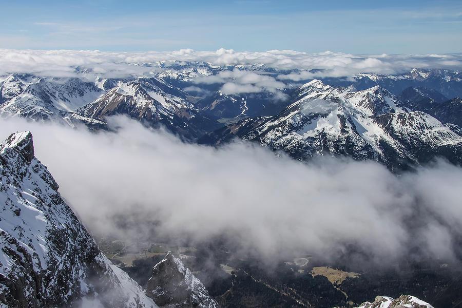 Austrian Alps by Dawn Richards