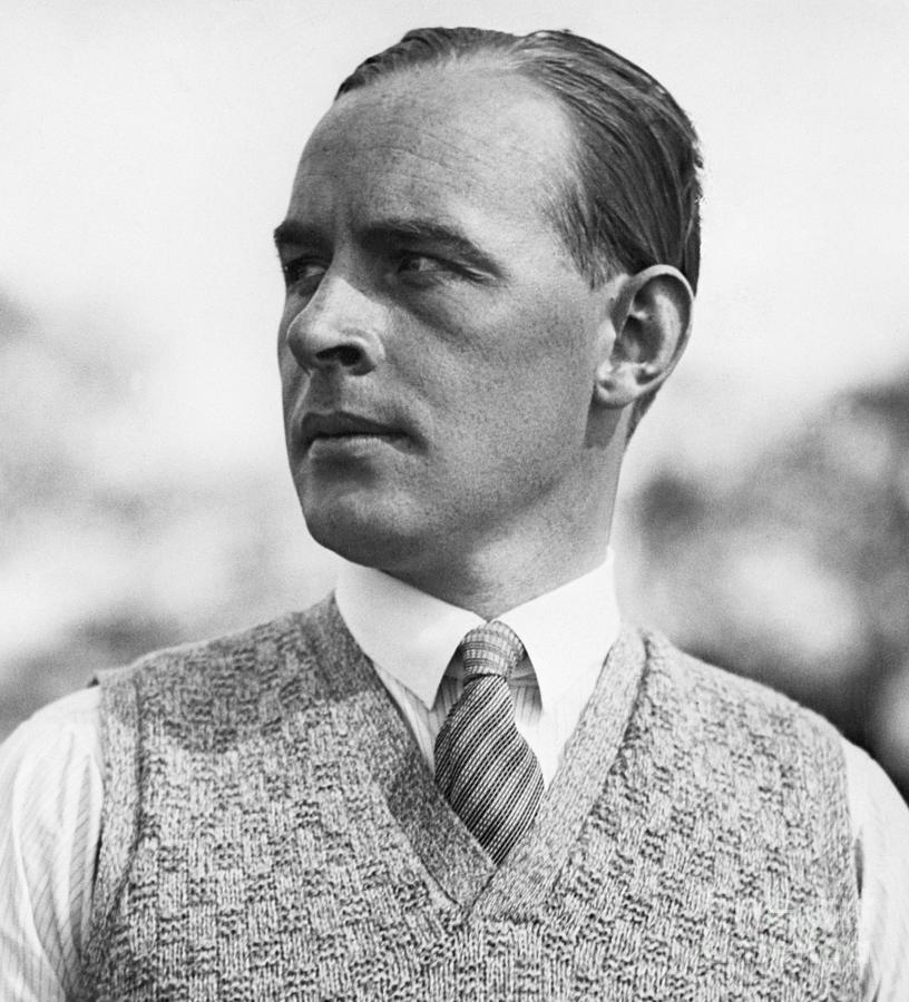 Author Erich Maria Remarque Photograph by Bettmann