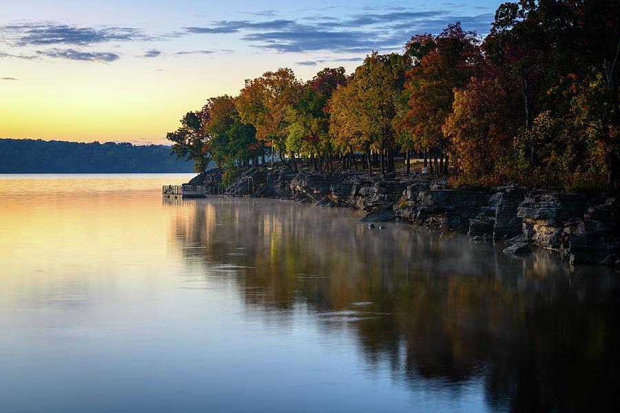 Autumn Bluffs by Michael Scott