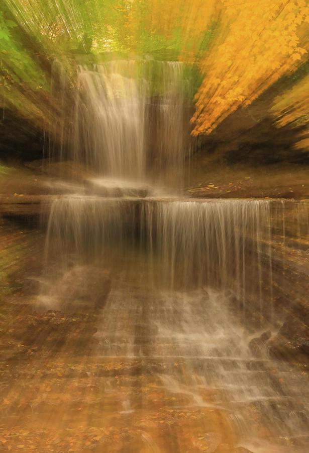 Autumn Burst by Dan Sproul