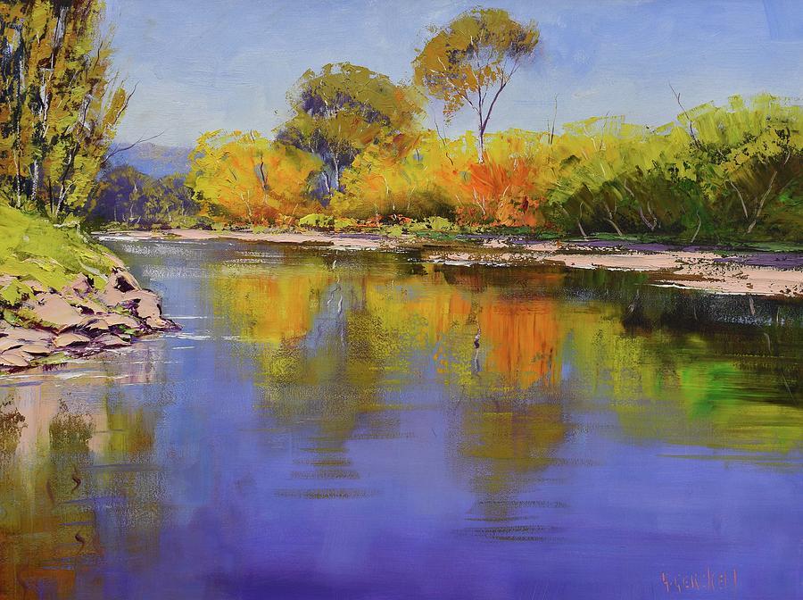Autumn Colours Tumut Painting