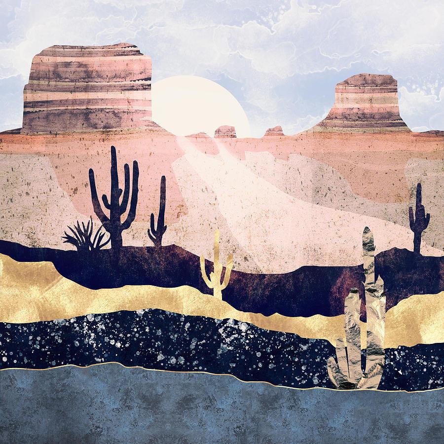 Autumn Desert by Spacefrog Designs