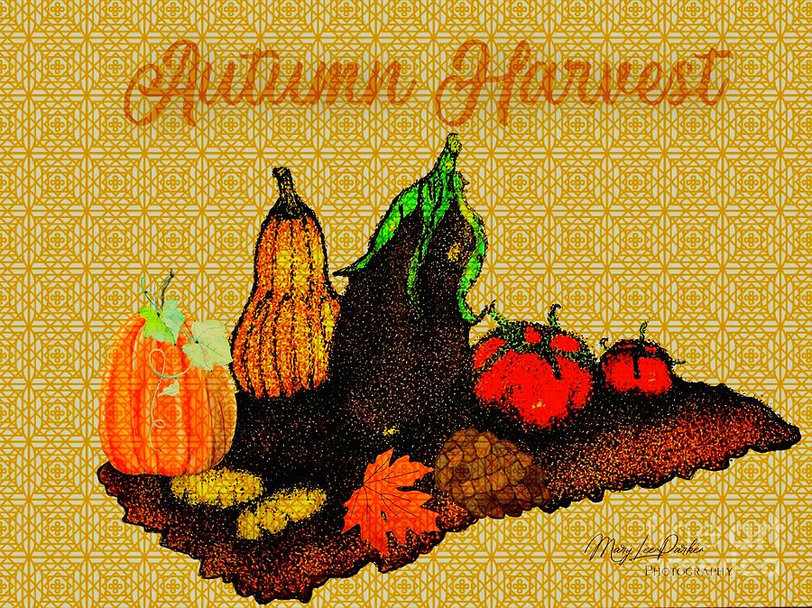 Autumn Harvest  by MaryLee Parker
