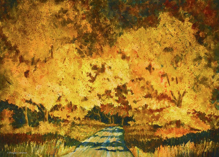 Autumn Impression by Douglas Castleman