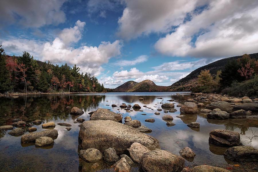 Autumn In Acadia by Robert Fawcett