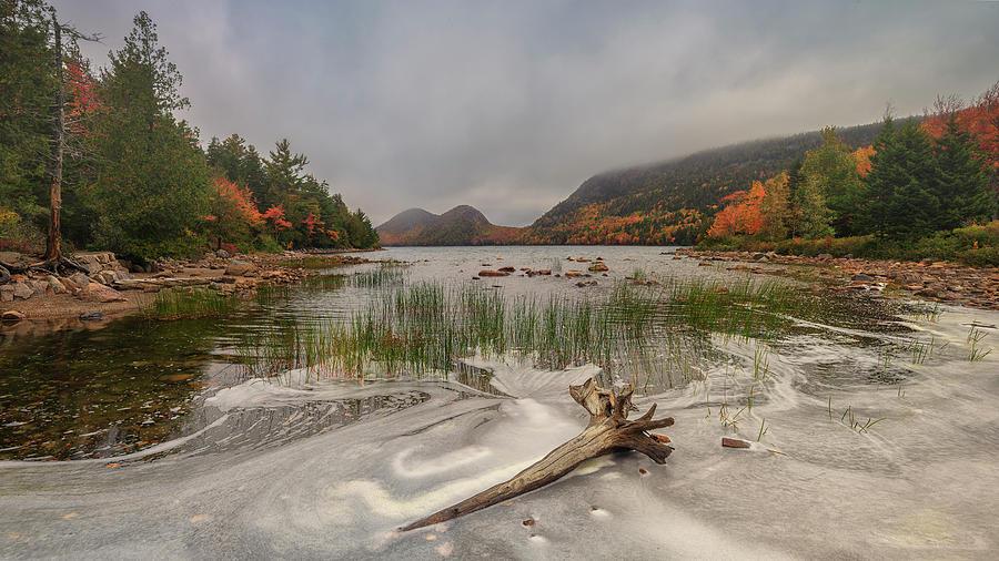 Autumn In Maine II by Robert Fawcett
