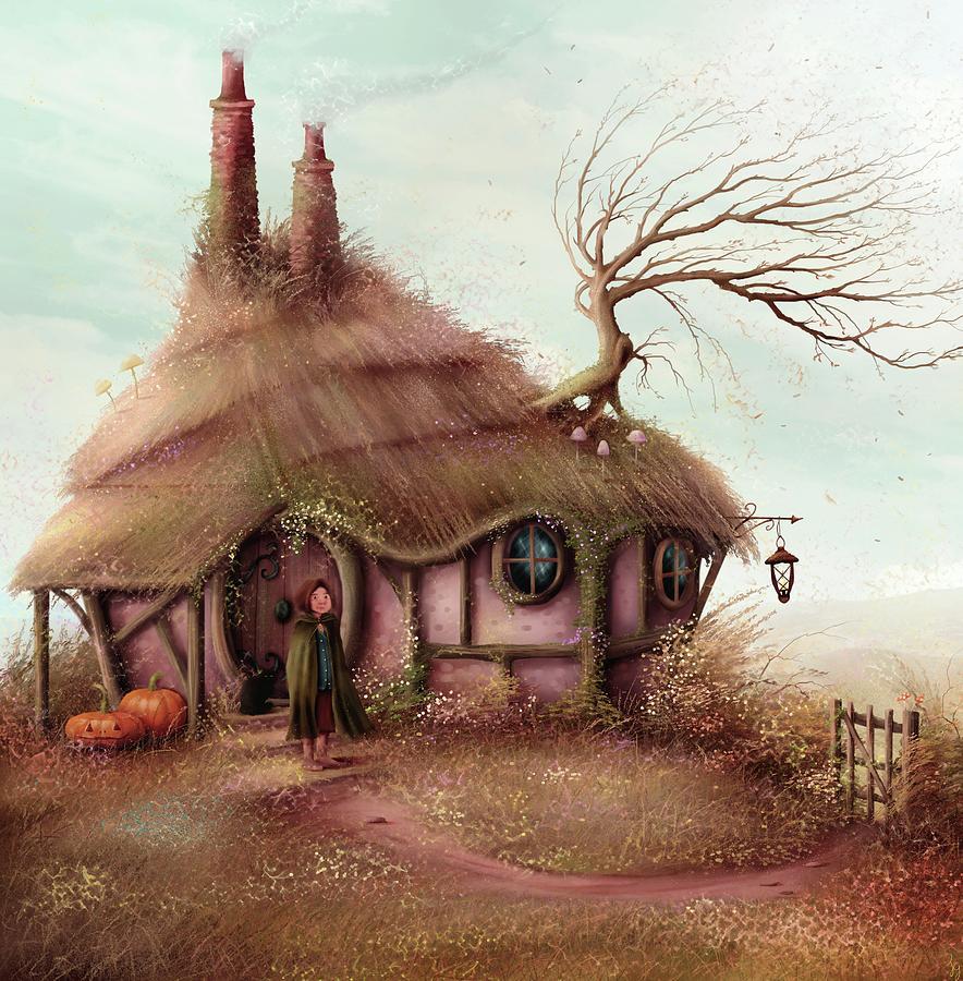 Autumn in the Eastfarthing by Joe Gilronan