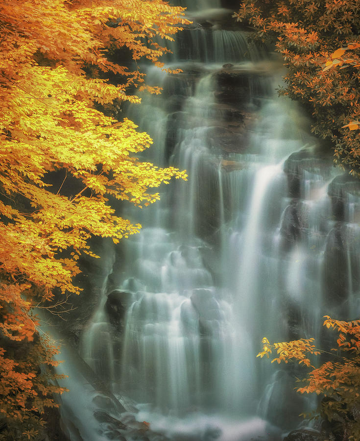 Autumn In The Mountains by Josh Spengler