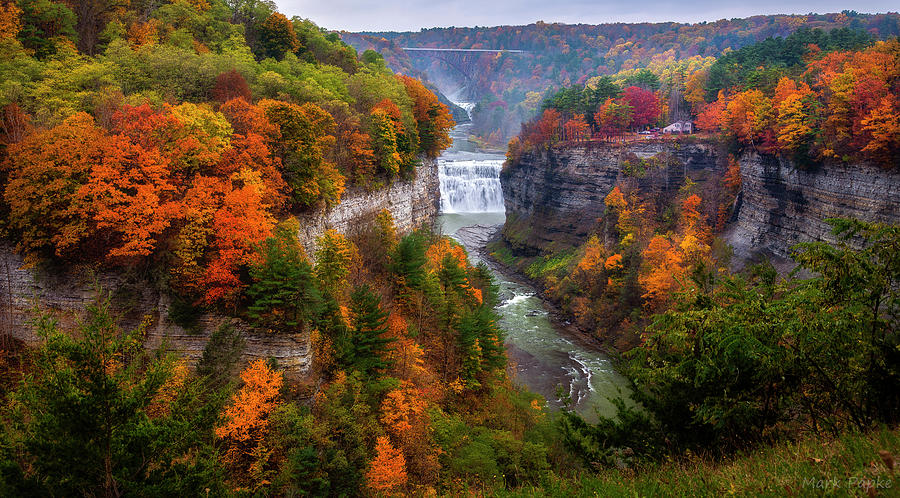 Autumn Inspiration by Mark Papke