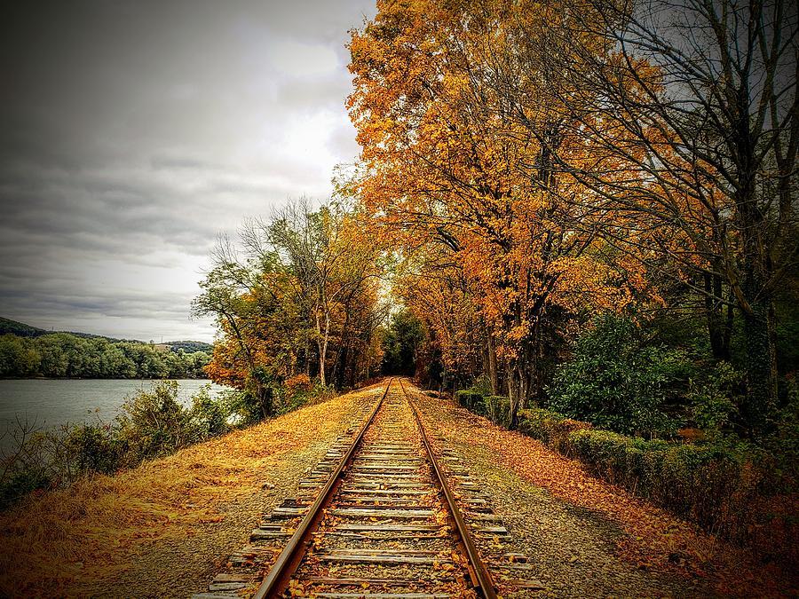 Autumn Journey by Paul Kercher