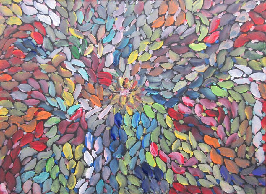 autumn leaves by Bradley Boug